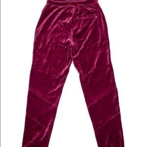 b4f9090d8e06 Jordan Pants - Men s Jordan Bordeaux velour drawstring Pants